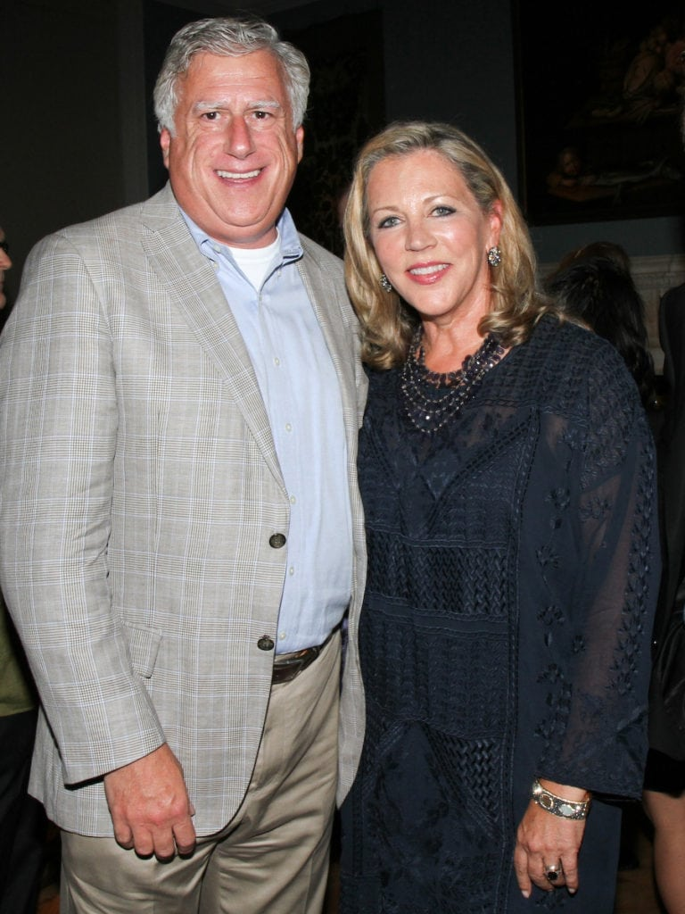 Keith Granet and Suzanne Tucker