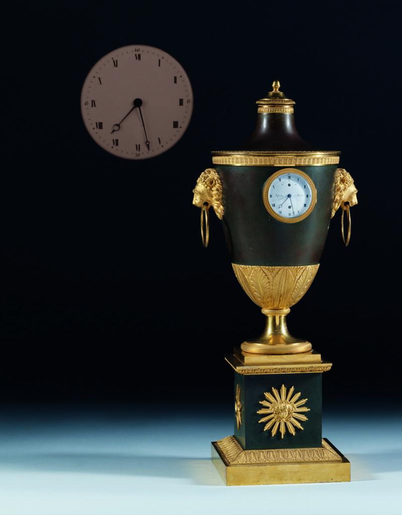 Empire Clock by Bofenschen