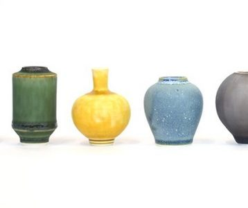 vases from Henry Saywell
