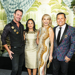Patrons at 2018 Preview Gala