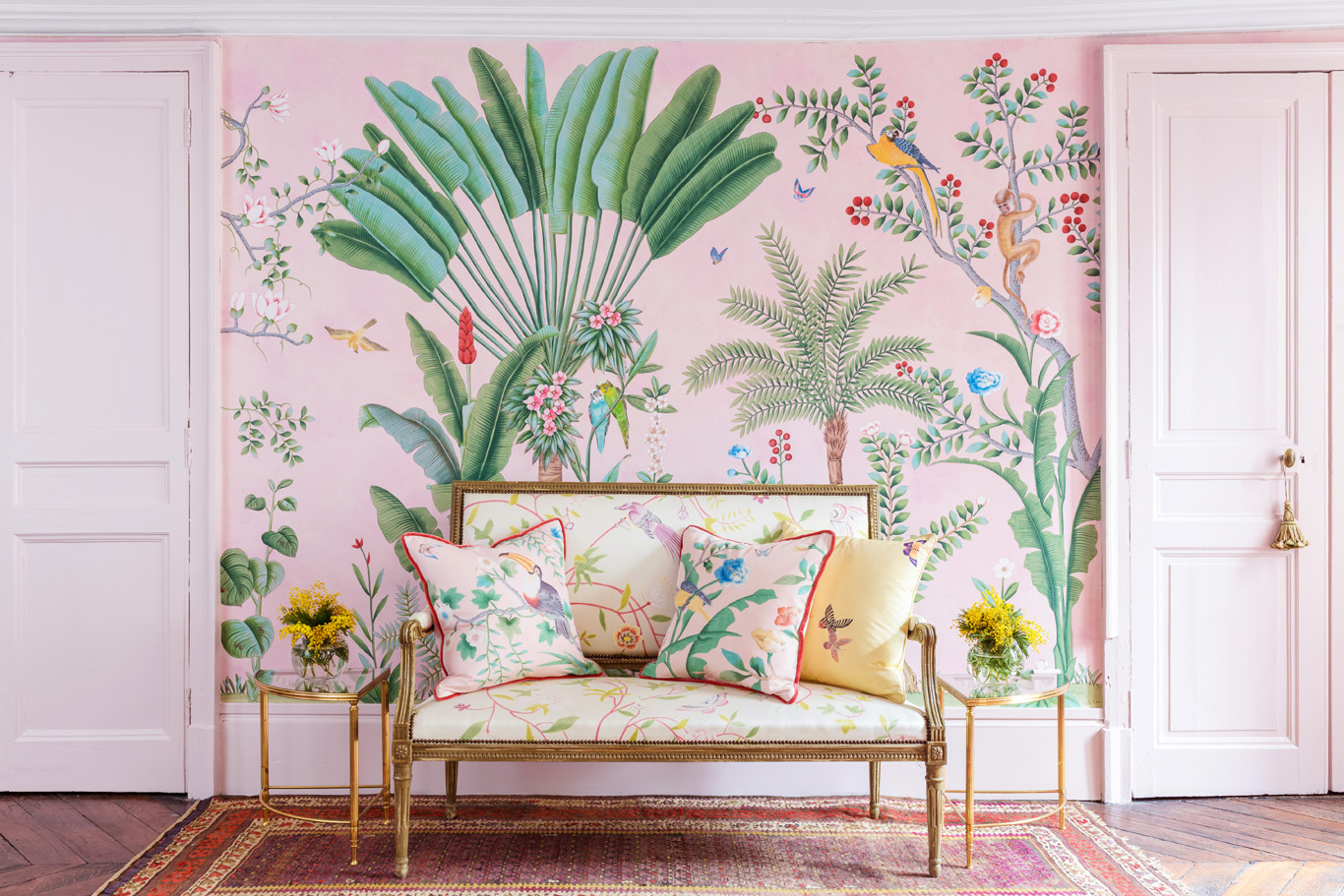 A Chat with Sisters Hannah and Rachel Cecil Gurney of de Gournay