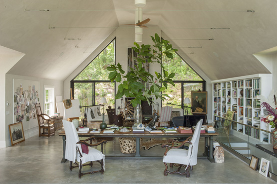 At Home in Connecticut with Designer Bunny Williams